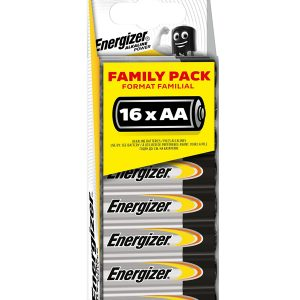 Energizer Power: AA - 16 Pack