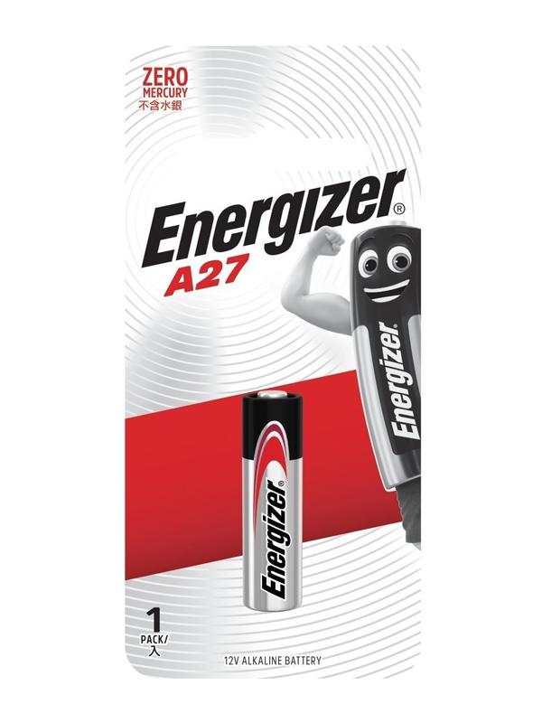 Energizer Miniature Alkaline: A27 BP1