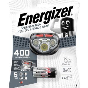 Vision HD+ Focus Headlight 400 Lumens