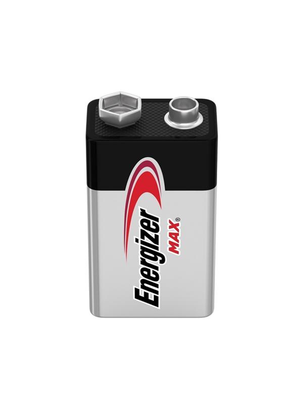 Energizer Max: 9V - 1 Pack
