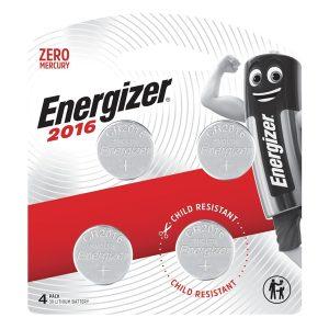 Energizer Lithium Coin: 2016 BP4