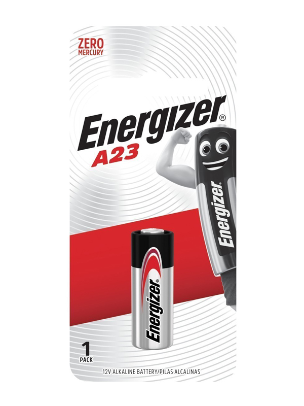 Energizer Miniature Alkaline: A23 BP1