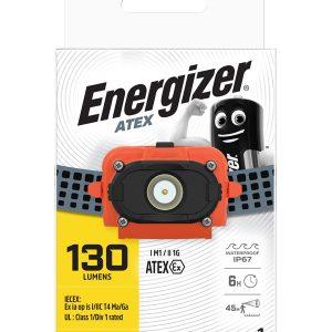 Energizer® Atex Headlight 3AAA
