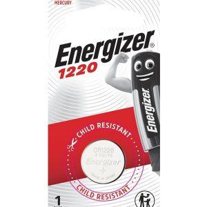 Energizer Lithium Coin: 1220 BP1