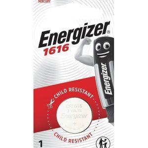 Energizer Lithium Coin: 1616 BP1
