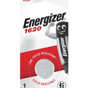 Energizer Lithium Coin: 1620 BP1