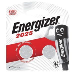 Energizer Lithium Coin: 2025 BP2