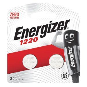 Energizer Lithium Coin: 1220 BP2