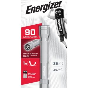Energizer® LED Metal Light (with 2AA Batteries)